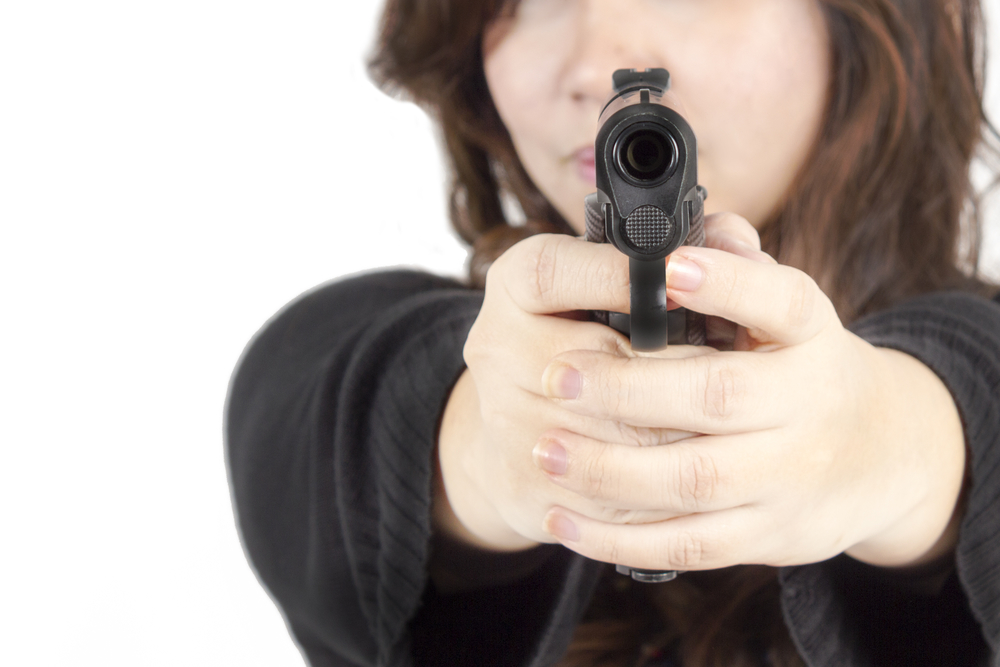 The Purpose of a Gun Is <b><i>Not</i></b> to Kill