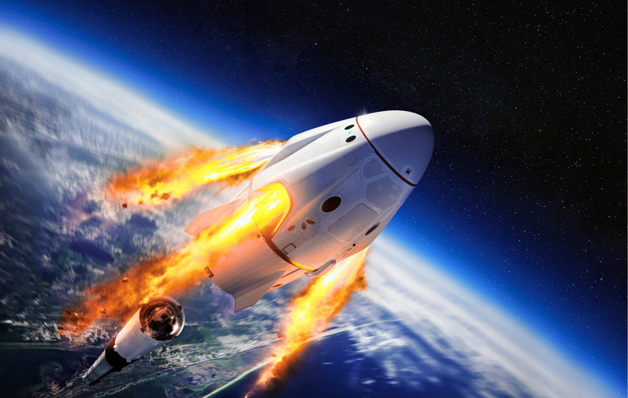 The Future of Space is (or Should Be) Private