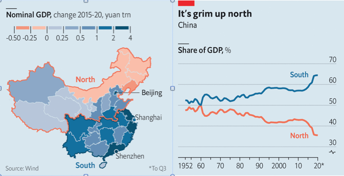 The two China policies 1